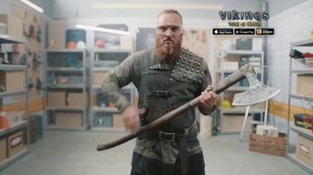 Vikings: War of Clans TV Spot, 'Truth or Tale: The Axe' - 1618 commercial airings