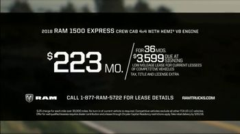 Ram Trucks Memorial Day Sales Event TV Spot, 'Great Deals' [T2] - Thumbnail 5