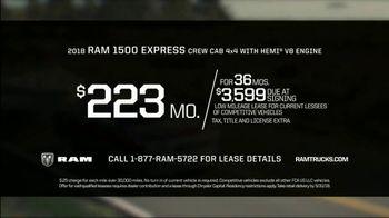 Ram Trucks Memorial Day Sales Event TV Spot, 'Great Deals' [T2] - Thumbnail 6