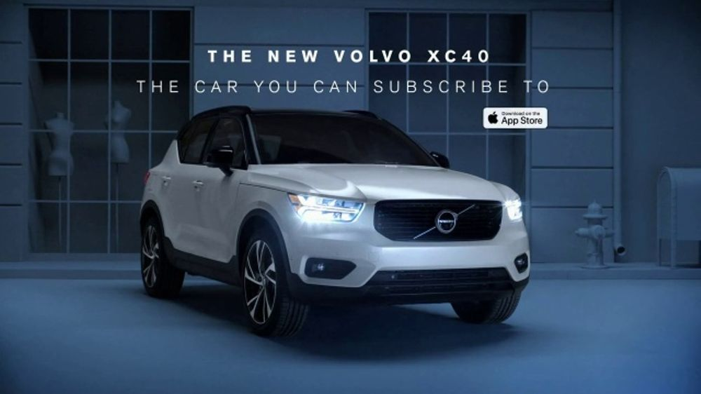 Volvo XC40 TV Commercial, 'Used To: Music' [T1] - iSpot.tv