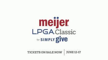 2018 Meijer LPGA Classic TV Spot, 'Turn Golf Into Meals' - Thumbnail 9