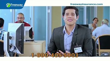 Freeway Insurance TV Spot, 'Conducir sin seguro' [Spanish] - Thumbnail 1