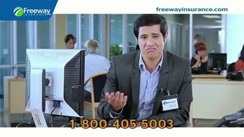 Freeway Insurance TV Spot, 'Conducir sin seguro' [Spanish] - Thumbnail 3