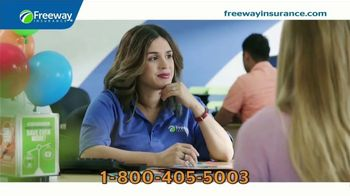 Freeway Insurance TV Spot, 'Conducir sin seguro' [Spanish] - Thumbnail 7