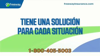 Freeway Insurance TV Spot, 'Conducir sin seguro' [Spanish] - Thumbnail 8