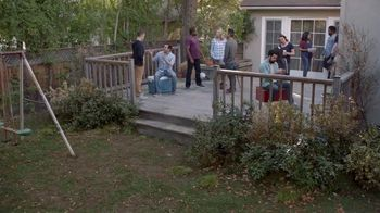 Lowe's Memorial Day Savings TV Spot, 'The Moment: Good Backyard: Patio Set' - Thumbnail 1