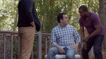 Lowe's Memorial Day Savings TV Spot, 'The Moment: Good Backyard: Patio Set' - Thumbnail 2