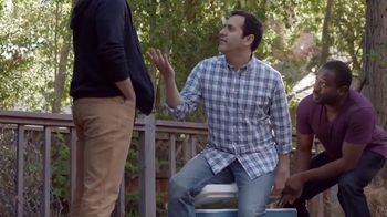 Lowe's Memorial Day Savings TV Spot, 'The Moment: Good Backyard: Patio Set' - Thumbnail 3