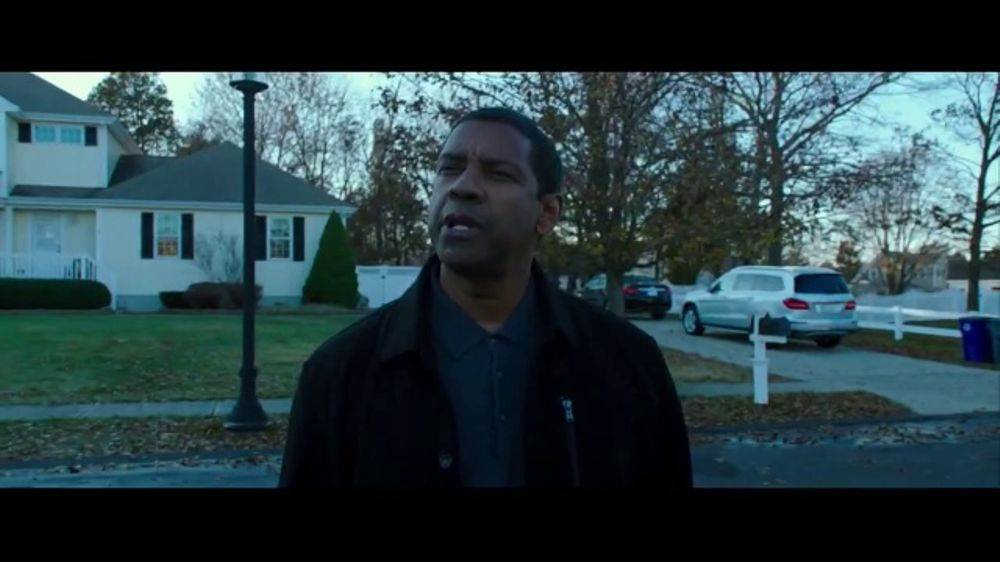 The Equalizer 2 Video