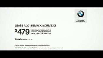 BMW X3 TV Spot, 'Glitch' [T2] - Thumbnail 8