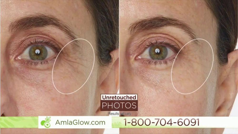 da20a90442f AMLA GLOW TV Commercial, 'The Secret to Facial Rejuvenation' Feat. Elaine  Irwin - iSpot.tv