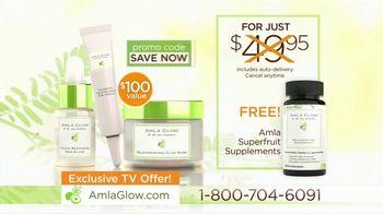 AMLA GLOW TV Spot, 'The Secret to Facial Rejuvenation' Feat. Elaine Irwin - Thumbnail 9