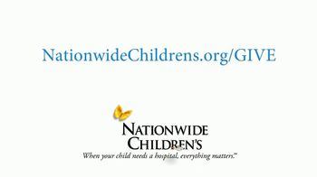 Nationwide Children's Hospital TV Spot, 'Someday' - Thumbnail 10