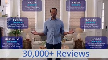 Blinds.com TV Spot, 'Five-Star Reviews' - 183 commercial airings