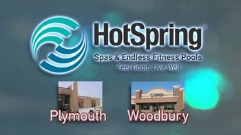 HotSpring Memorial Weekend Sale TV Spot, 'Salt Water System & Fitness Pool' - Thumbnail 10