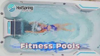HotSpring Memorial Weekend Sale TV Spot, 'Salt Water System & Fitness Pool' - Thumbnail 5