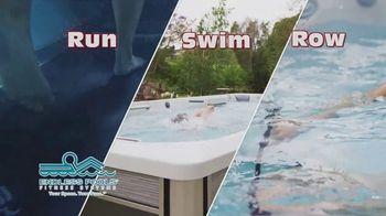 HotSpring Memorial Weekend Sale TV Spot, 'Salt Water System & Fitness Pool' - Thumbnail 6