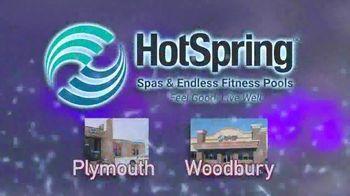 HotSpring Memorial Weekend Sale TV Spot, 'Salt Water System & Fitness Pool' - Thumbnail 9
