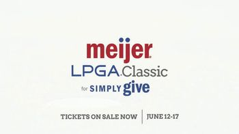 Meijer LPGA Classic TV Spot, 'Turn Golf Into Meals: Carrots' - Thumbnail 8