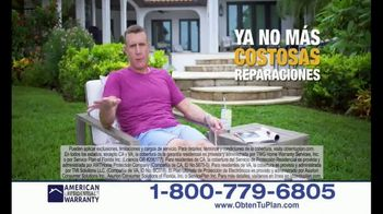 American Residential Warranty TV Spot, 'Sin preocupaciones' [Spanish] - Thumbnail 10