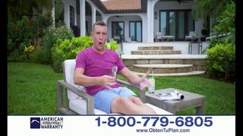 American Residential Warranty TV Spot, 'Sin preocupaciones' [Spanish] - 8393 commercial airings