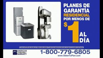 American Residential Warranty TV Spot, 'Sin preocupaciones' [Spanish] - Thumbnail 3