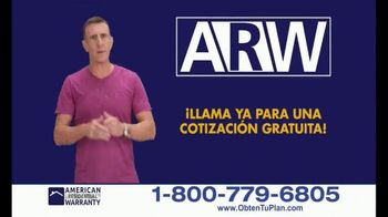 American Residential Warranty TV Spot, 'Sin preocupaciones' [Spanish] - Thumbnail 6