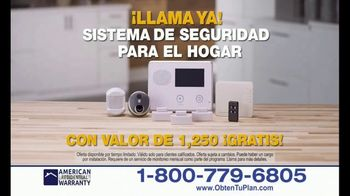 American Residential Warranty TV Spot, 'Sin preocupaciones' [Spanish] - Thumbnail 8