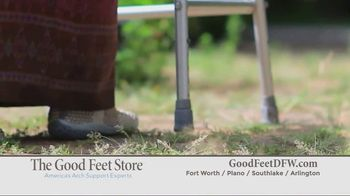The Good Feet Store TV Spot, 'Personalized Fitting and Walk Test' - Thumbnail 4