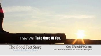 The Good Feet Store TV Spot, 'Personalized Fitting and Walk Test' - Thumbnail 5