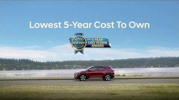 Hyundai Memorial Day Event TV Spot, 'Genius: Smart Move' [T2] - Thumbnail 3