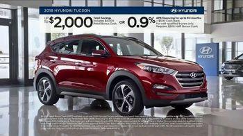 Hyundai Memorial Day Event TV Spot, 'Genius: Smart Move' [T2] - Thumbnail 6