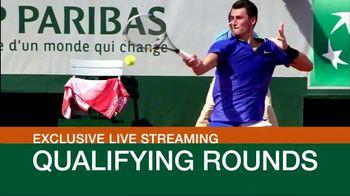 Tennis Channel Plus TV Spot, '2018 Roland Garros Coverage' - 110 commercial airings