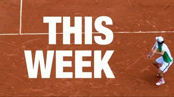 Tennis Channel Plus TV Spot, '2018 Roland Garros Coverage' - Thumbnail 1
