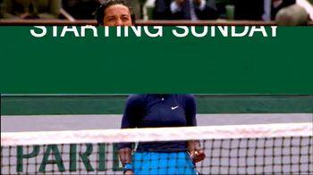 Tennis Channel Plus TV Spot, '2018 Roland Garros Coverage' - Thumbnail 5