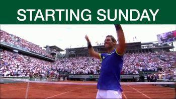 Tennis Channel Plus TV Spot, '2018 Roland Garros Coverage' - Thumbnail 6