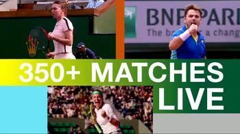Tennis Channel Plus TV Spot, '2018 Roland Garros Coverage' - Thumbnail 7