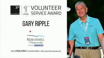LPGA TV Spot, 'Volunteer Service Award: Gary Ripple' - Thumbnail 8