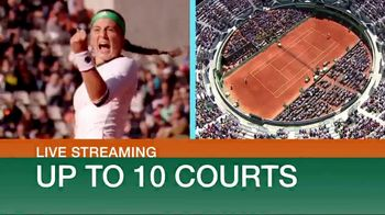 Tennis Channel Plus TV Spot, 'Top Pros' - Thumbnail 10