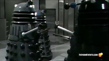 Fathom Events TV Spot, 'Doctor Who: Genesis of the Daleks' - Thumbnail 8