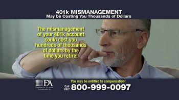 Franklin D. Azar & Associates, P.C. TV Spot, 'Cash Compensation' - Thumbnail 7