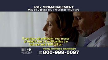 Franklin D. Azar & Associates, P.C. TV Spot, 'Cash Compensation' - Thumbnail 8