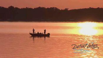 Visit Detroit Lakes TV Spot, 'Find Your Summer Pace' - Thumbnail 1