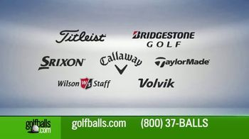 Golfballs.com TV Spot, 'Introducing AlignXL' - Thumbnail 2