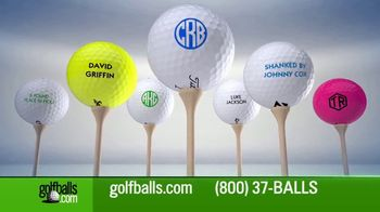 Golfballs.com TV Spot, 'Introducing AlignXL' - Thumbnail 3