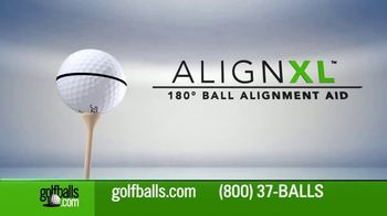 Golfballs.com TV Spot, 'Introducing AlignXL' - Thumbnail 4