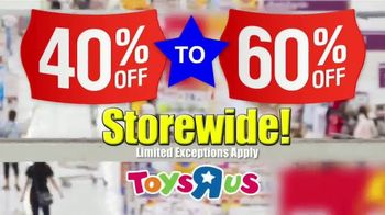 Toys R Us Going Out of Business Liquidation TV Spot, 'Everything Must Go' - Thumbnail 3