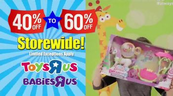 Toys R Us Going Out of Business Liquidation TV Spot, 'Everything Must Go' - Thumbnail 4
