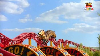 Walt Disney World TV Spot, 'ABC: Toy Story Land: Slinky Dog Dash' - Thumbnail 2