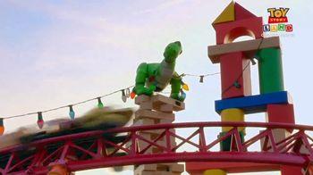 Walt Disney World TV Spot, 'ABC: Toy Story Land: Slinky Dog Dash' - Thumbnail 3
